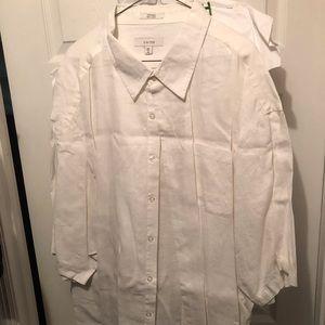 Shirts - 100% Linen shirt